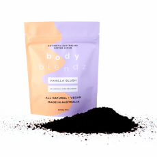 BodyBlendz Vanilla Blush Coffee Scrub